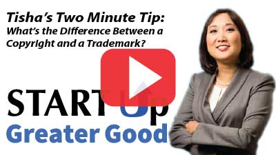 2-Minute Tip: How to Know If Your Business Needs A Copyright or A Trademark