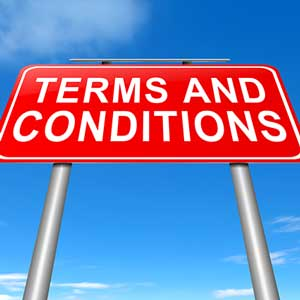 Protecting Your Business with Terms and Conditions