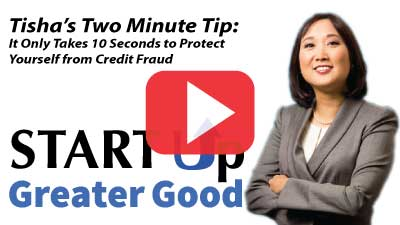 2-Minute Tip: It Only Takes 10 Seconds to Protect Yourself from Credit Fraud