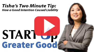 How a Good Intention Caused Liability