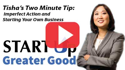 Imperfect Action and Starting Your Own Business
