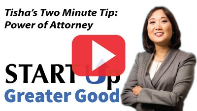 2 Minute Tip: Durable Power of Attorney