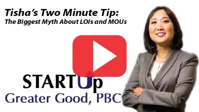2-Minute Tip: The Biggest Myth About LOIs and MOUs