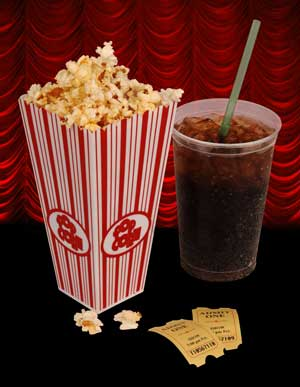 Stay Away From Popcorn at the Movies? Resistance Is Futile!