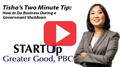 2-Minute Tip: How to Do Business During a Government Shutdown