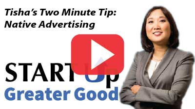 2-Minute Tip: Native Advertising: Shrewd Marketing or Deceptive Practice?