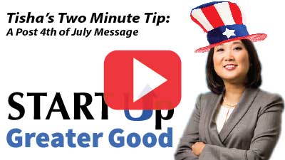 2-Minute Tip: A Post 4th of July Message