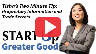 2-Minute Tip: Valuable Trade Secrets, Have Them You Do